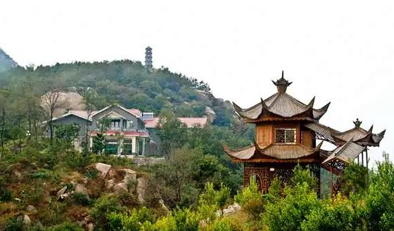 日照市大青山旅游风景区